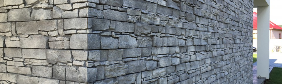 Kamenné obklady